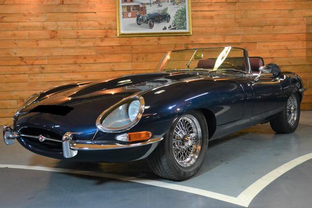 Jaguar Type E Série 1 1964