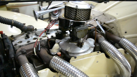mecanique sur voiture ancienne
