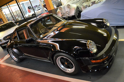 Porsche 930 Turbo 3.3L préparée d'origine 3.6L