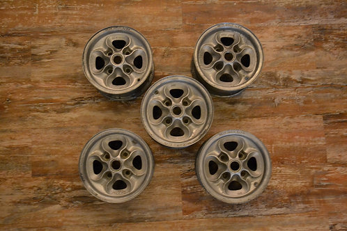 5 Jantes Mille Miglia 5jx10 made in italy