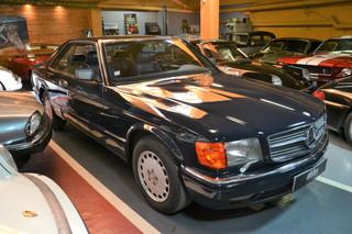 Mercedes 560 SEC 1988