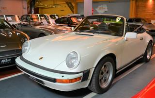 Porsche 911 SC 3.0L cabriolet