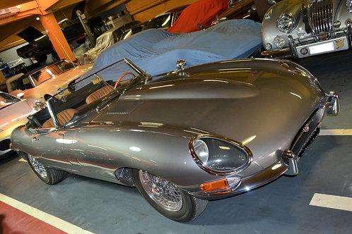 Jaguar Type E Série 4.2L 1966