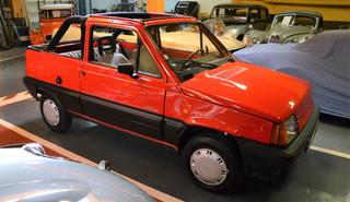 Seat Marbella Special Cabriolet 1990
