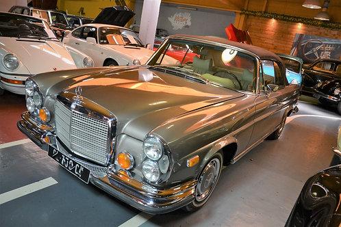 Mercedes 280 SE cabriolet