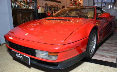 Ferrari Testarossa V12 1989