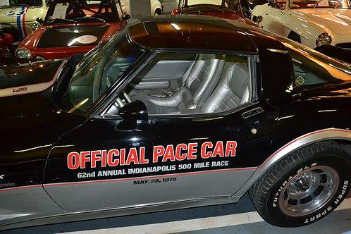Chevrolet Corvette C3 Pacecar 1978