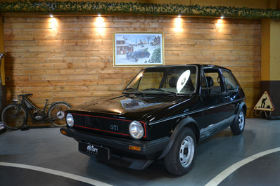 VW Golf GTI 1600 1980