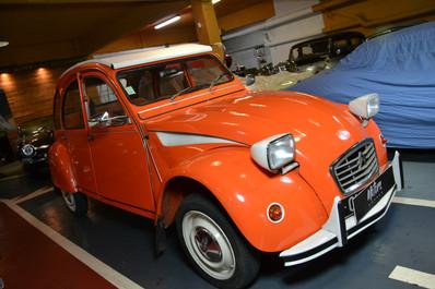 Citroën 2CV6 Club 1979