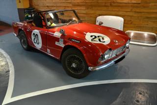 Triumph TR4 1965
