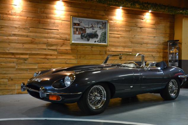 Jaguar Type E 1970 4.2L