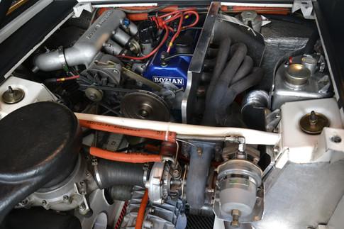 Renault 5 Turbo / moteur / Motors corner