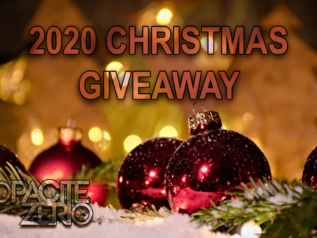 IT'S CHRISTMAS GIVEAWAY TIME!!