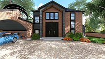 EXTERIOR HOUSE RENDERING PROJECT_OPACITE
