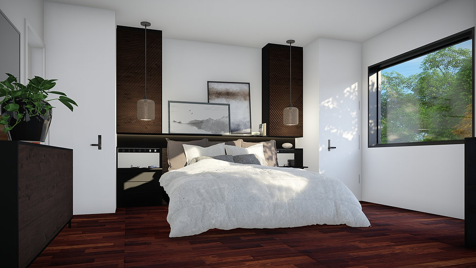 3D Architecture and interiors renderings