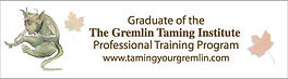 The Gremking Taming Institute Logo