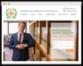 сайт на wix для юриста