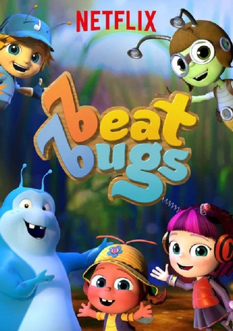 Beat Bugs Season 1 & 2
