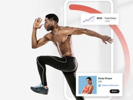 Wix Fitness: универсальное решение для фитнес бизнеса