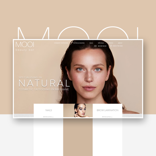 MOOI BEAUTY BAR