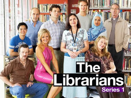 Thet Librarians 1, 2 & 3