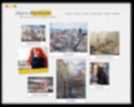 сайт продажа картин на wix