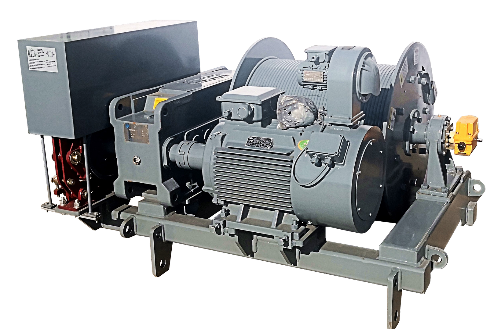 Hoist winch 50QP20HZ-D (EML5028-8) (25)抠