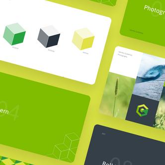 Logo design and branbook