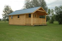 14X16 Cabin