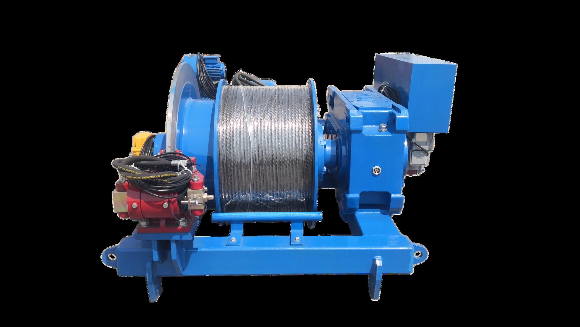 Luffing winch 50LP30H(EML5030-10) 抠图 (3)