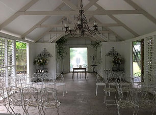 The Garden Chapel at Dalywaters Funerals