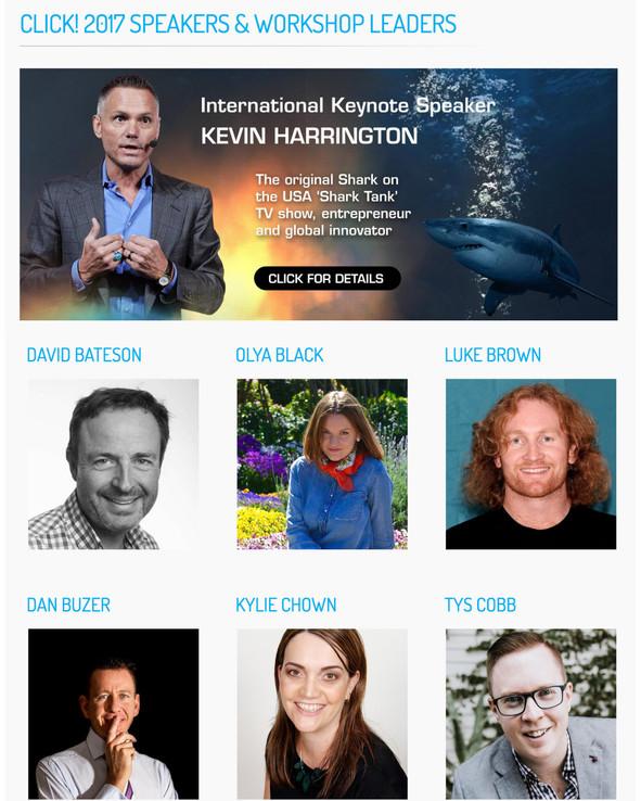 Конференция Click   2017   Австралия