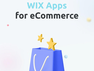 Wix Apps for E-commerce