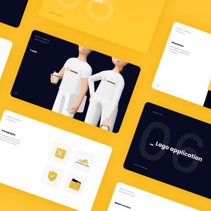 Branding for mobile app | Australia