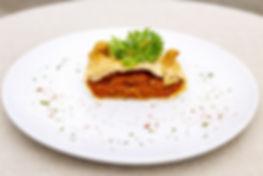 Beefless Pie
