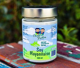 Soy Mayonnaise