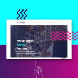 Website design for a Consultancy   Australia