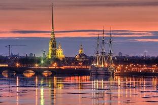 Paquetes Turistcos San Petersburgo