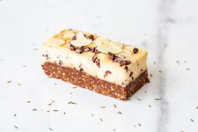 Cookies & Cream Raw Slice