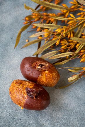Salted Caramel Peanut Protein Bar