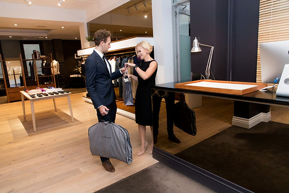 concierge styling service
