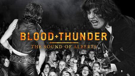 Blood + Thunder