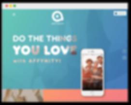 Лендинг на wix для приложения Apple
