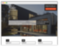 landing page on wix modular buildings