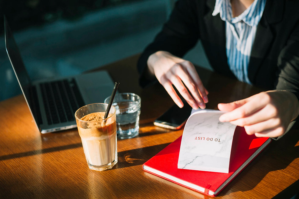 businesswoman-s-hand-checking-list-resta