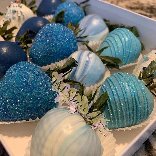 Blue berries 🔷🍓not blueberries 🧐