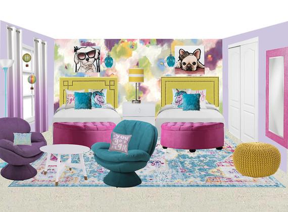 Twin's Room