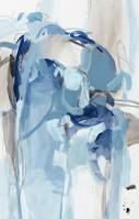 Blue Abstract Art