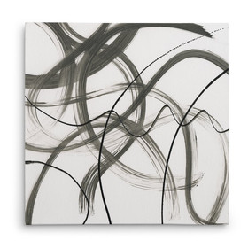 'Dancing in the Wind II' Acrylic Painting Print on Canvas
