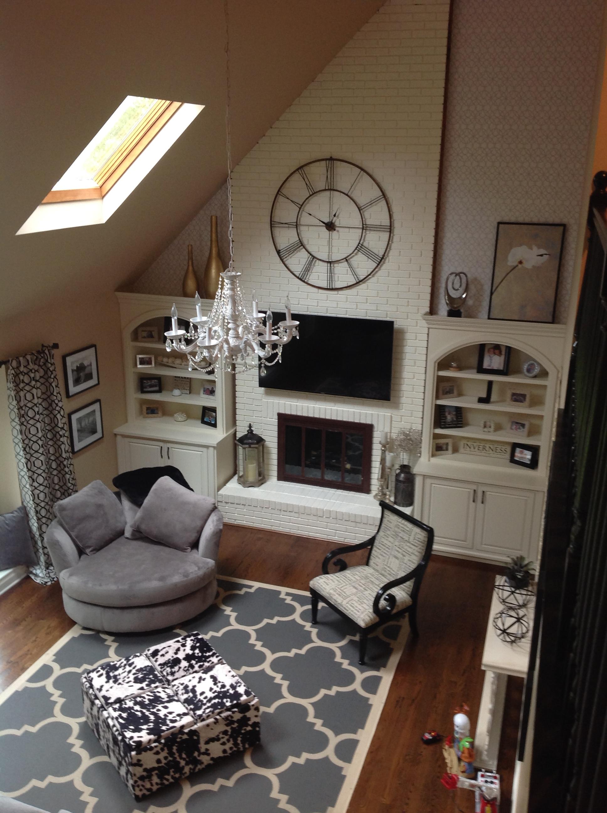 Transitional living room ideas